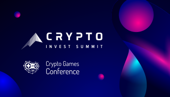 IQeon Will Attend Crypto Invest Summit & Crypto Games Conference