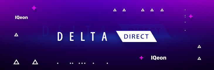 IQeon applied for Delta Direct