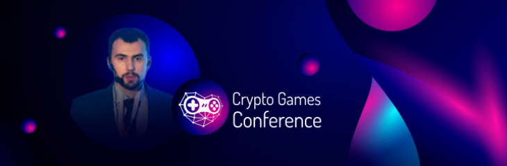 IQeon CTO presented the project on Crypto Games Conference in Minsk