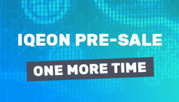 IQeon allows earning on one's own mind: Additional Pre-ICO Starts on January 8th!