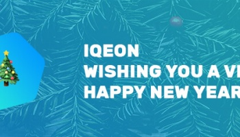New Year сongratulations from IQeon team