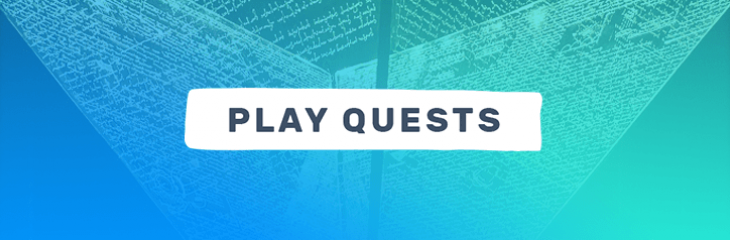 AR-based quests within IQeon ecosystem