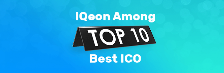 IQeon is among the best ICO according to Guiadobitcoin