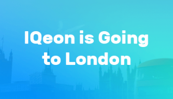 IQeon is Among Participants of London Blockchain Week 2018