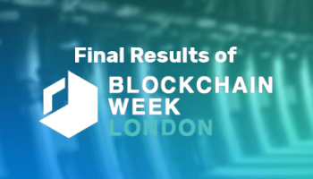 IQeon smashed London Blockchain Week Conference