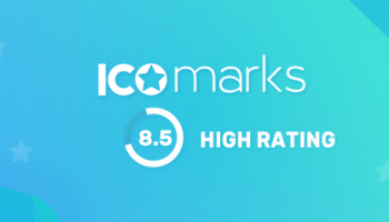 IQeon holds the bar: ICOmarks gave the startup a high rating