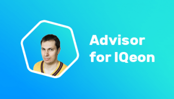 Meet One of IQeon Advisors – Maksim Halinouski