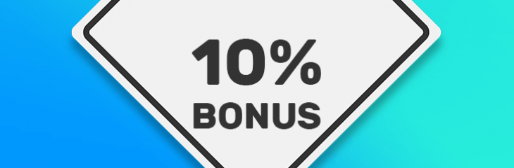 1 day left only to get additional 10% of IQN