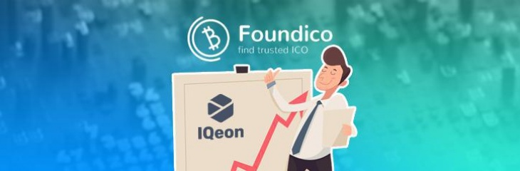 FoundICO Platform Gives IQeon Ecosystem Highest Score