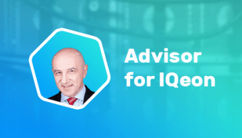 Welcome IQeon USA-based Advisor Boris Vishnevsky