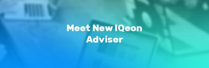 Meet IQeon new advisor – Jason Hung