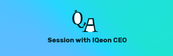 IQeon Revealing its Secrets During Q&A Session