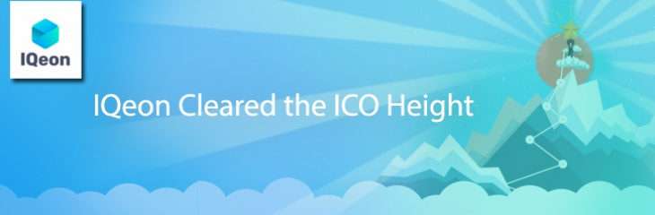 IQeon ICO ended and it turned out to be very successful