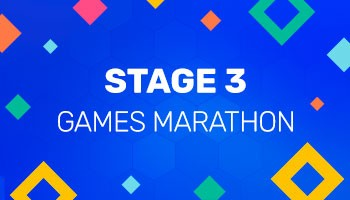 Games Marathon – the third stage