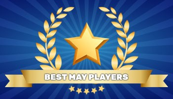 """Competition """"Best Player of the Month"""" – May results"""