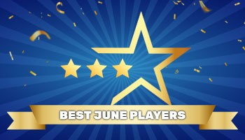 """""""Player of the Month"""" contest – June results"""
