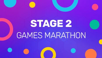 Games Marathon – the second stage