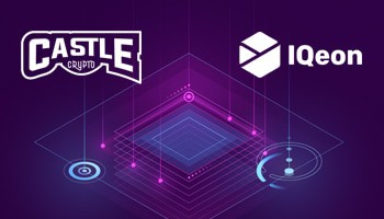 Castle Crypto is a new IQeon partner.