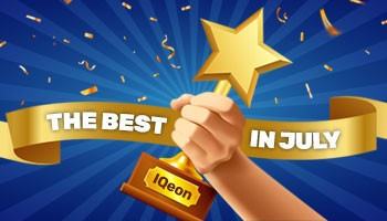 """Contest """"Best Player of the Month"""" – July results"""
