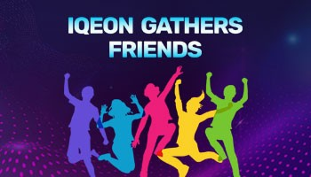 Конкурc IQeon Gathers Friends