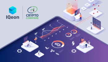 IQeon in CryptoCompare Now