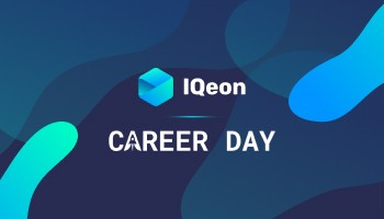 IQeon CEO at the Career Development Day conference