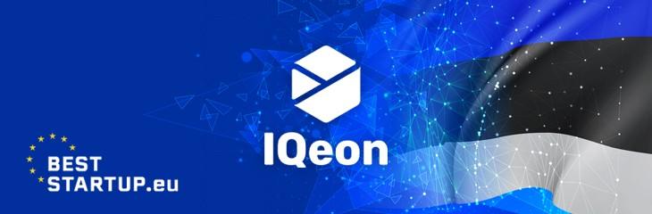 IQeon – лучший стартап.