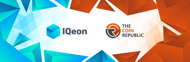 TheCoinRepublic is a new IQeon partner.