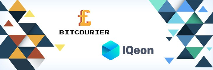 BitCourier is a new IQeon partner.