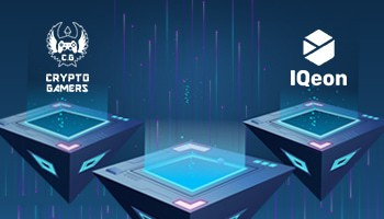 Crypto&Gamers is a new IQeon partner