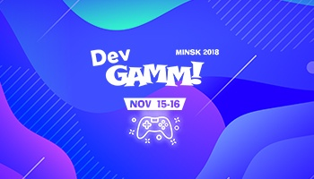 IQeon - Gold Sponsor of DevGAMM Conference