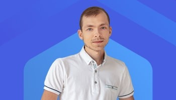 Backend Developer Rostislav Kravchenko