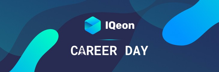 CEO IQeon на конференции Career Development Day