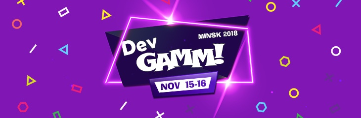 IQeon at DevGAMM 2018 - Tomorrow!